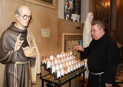 LIGHT A CANDLE, MASS INTENTIONS & HOLY MASS LEAGUE