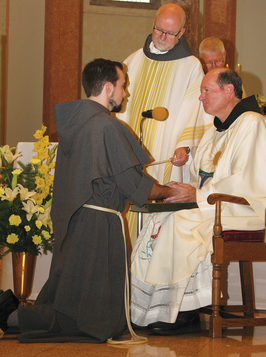 FRANCISCAN VOCATIONS & SEMINARIAN EDUCATION